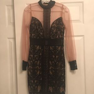 Women's formal dress size small